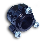 WMS Double Pinch Bolt Rear Wheel Hub